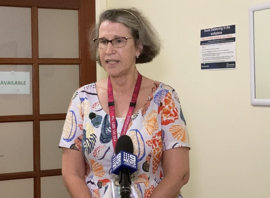 Watch @9NewsGoldCoast tonight for details on the spate of gastro cases that have prompted a hand hygiene public health reminder. #WashYourHands #GoldCoast https://t.co/eDDVkGnx4c