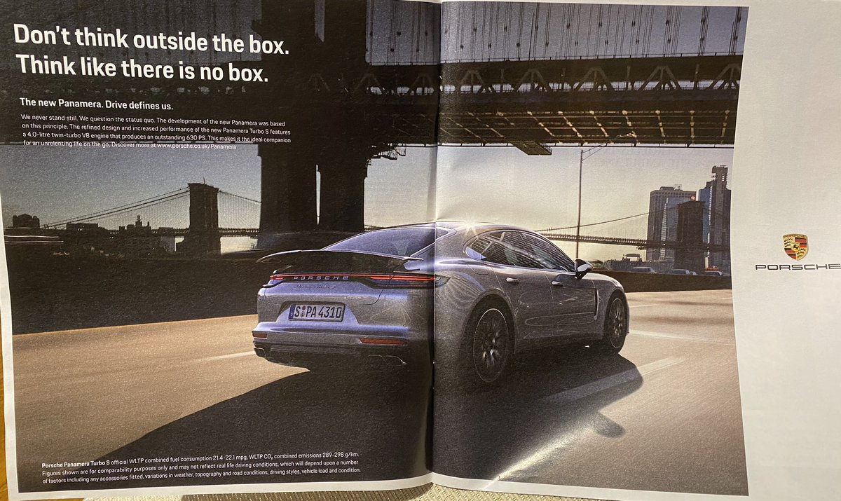 65MPH max speed in NewYork? Porsche Panamera tail goes up at 80MPH whoever is driving, it is Too Fast !!!! #porsche #NewYorkCity https://t.co/KM6U70K7O3