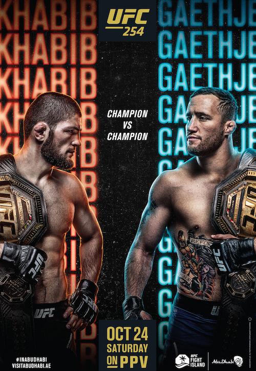 #UFC 254: Embedded, Khabib-Justin Gaethje Square Off, More - https://t.co/yHvV5E7SMJ #JustinGaethje #KhabibNurmagomedov #Ufc254 https://t.co/zXK749nWfZ