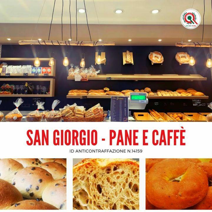 San Giorgio - Pane e Caffè  @sangiorgiopaneecaffe    ID ANTICONTRAFFAZIONE N.14159  Dall'esperienza decennale di Jacopo Bianchini nasce San Giorgio - Pane e Caffè.  San Giorgio Pane e Caffè è una nuova realtà artigianale nel cuore di Porto San Giorgio. P… https://t.co/O7Mmf7qnIR https://t.co/9Xgx2EJNkq