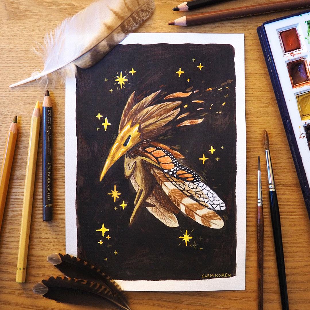 Watercolor Gallery (@h2ocolor) | Twitter