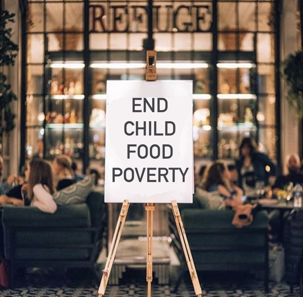 #ENDCHILDFOODPOVERTY No restrictions, no questions, just ask. You can email us to book or just drop 12pm-6pm during half term. We'll provide a nutritious, satisfying meal for any school kids who need it.. + a brew on us for parents/ guardians! We're in this together ❤️