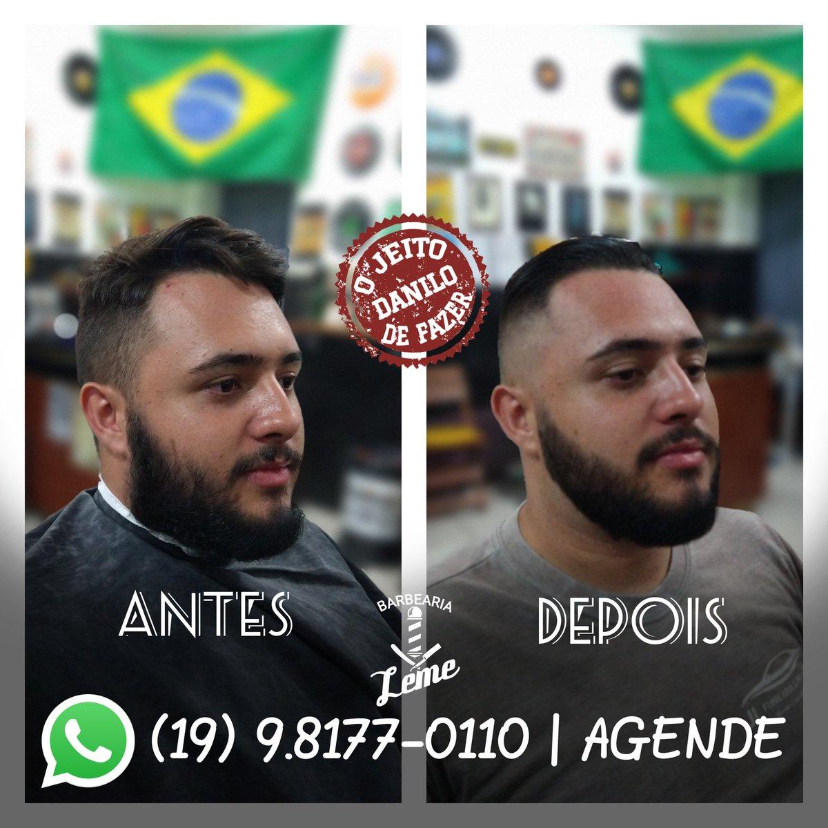📍Av. Dom Pedro I - N° 54, Jd. Santa Rita - Leme SP ☎  (19) 9.8177-0110 #barbershop #barbearia #barbeariaclassica #barbeariatradicional #barbeariaoldschool  #barbershopconnect #barber #barbeiro #barbeirosp #barberlifestyle #oldschool #aoriginal #tradicao  #saopaulo https://t.co/91jENMi2HW