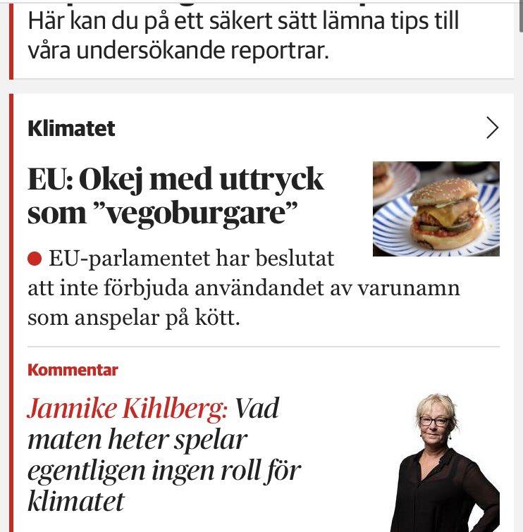 """I veckan har Europaparlamentet debatterat och röstat igenom EUs nya jordbrukspolitik för de kommande 7 åren. Det handlar om över 30% av EUs budget, ca €400miljarder. Resultatet omöjliggör i praktiken alla EUs sk """"klimat- och hållbarhetsmål"""". Det här är vad svensk media skrev om:"""