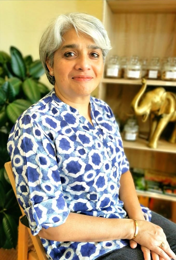 Let's Connect: 9 #Women, 9 #SuccessStories Today 6pm CGI YouTube page Ms. Gayatri Puranik, MD, OM Vital Vertriebs GmbH speaking about her #journey of 3 decades in #Ayurveda sector.   @MinistryWCD @MinOfCultureGoI @ICCR_Delhi @IndianDiplomacy @eoiberlin @AmitTelang12 https://t.co/ddmqZ1QQGZ