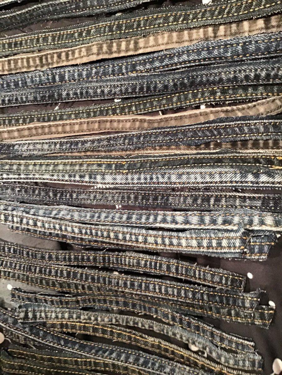 New in my #etsy shop: Reclaimed Denim Inseams #denim #reclaimeddenimseam #denimseams #inseams #sewing #crafting https://t.co/O3iAmvpHrD https://t.co/ynImUZKeiu