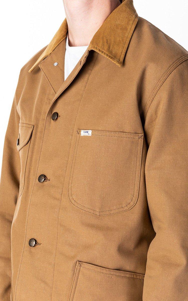 """@lee101official: """"70's Lined Loco Jacket Dry"""". Confeccionada con el famoso Tuff-Duck japonés de 10 ½ oz y con un cuello de pana, esta chaqueta Loco está inspirada en la década de 1970. #lee101 #lee #leejeans #cazadora #jacket #denim #madrid #lee101madrid https://t.co/SWp5l4TTeU https://t.co/gXXXZreTqV"""