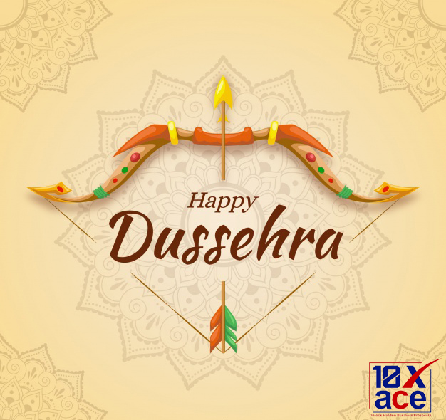 WISHING EVERYONE HAPPY DUSSEHRA!! #10x #10xace #productspecification #buildingmaterials #brands #architects #interiordesigners #turnkey #pmc #builders #covid19 #socialdistanacing #staysafestayhealthy #GDP #staystrong #festivalsofindia #festival https://t.co/kSPN7Vg2mI