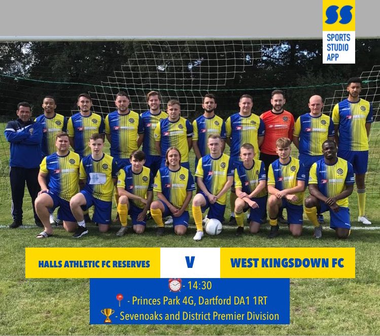 test Twitter Media - Game day for the reserves, we host @FcKingsdown in the league. After a superb training session this week, we look to kickstart our season 🟡🔵🟡🔵 #HAFC https://t.co/CEMxKrVarb