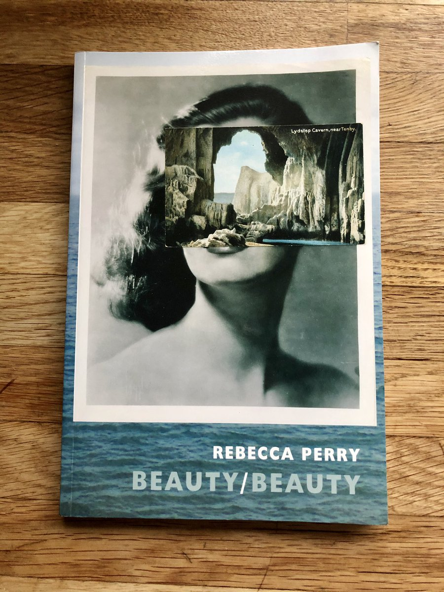 'I have a soft bread roll on my desk' — Rebecca Perry (@poorsasquatch) #mypoetrybookshelf