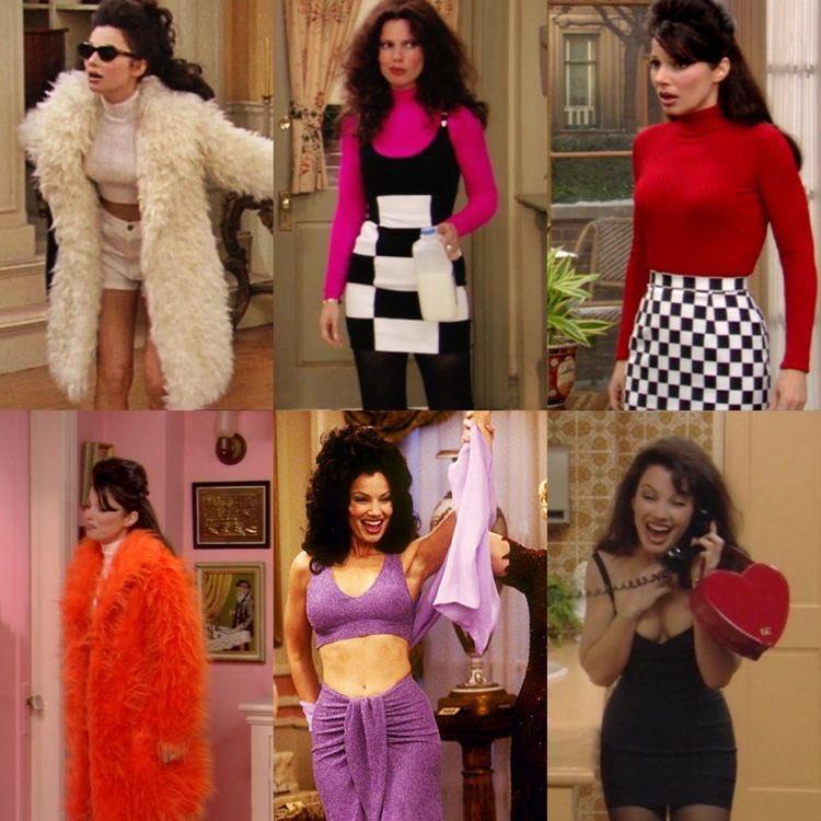 choose a 90s fashion it girl