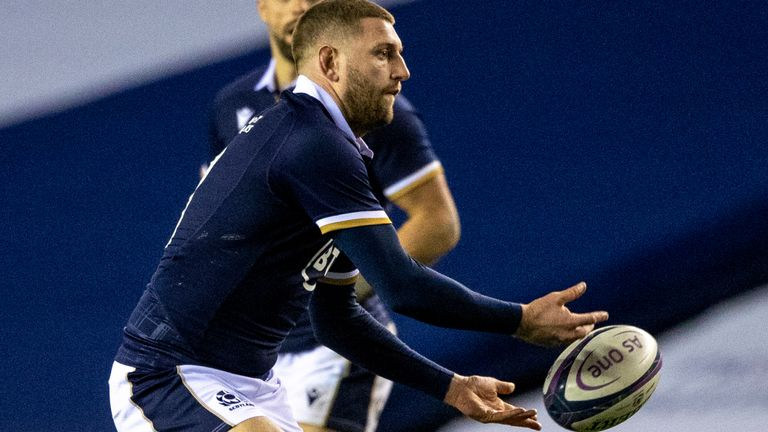 test Twitter Media - Scotland head coach Gregor Townsend praised the impact of Finn Russell after the returning fly-half came off the bench in the 48-7 win over Georgia: https://t.co/rPErMVD8hu https://t.co/8PeHDBKitV