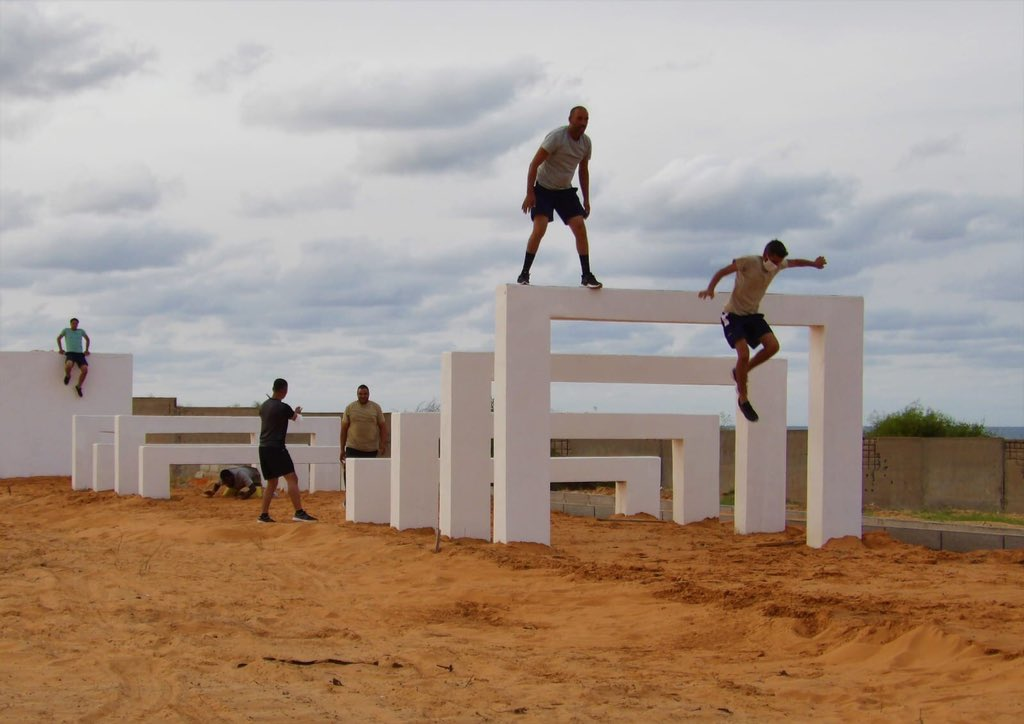 Askeri Eğitim, İş birliği ve Danışmanlık Anlaşması kapsamında Libya Silahlı Kuvvetlerine yönelik eğitimler devam ediyor. #MSB #TSK https://t.co/uErHLsFZvD