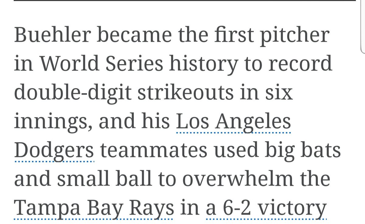 ALL DAY!!!! @Dodgers @buehlersdayoff #GOAT #Dodgers #WorldSeries #WorldSeries2020 #ESPN https://t.co/nbhpMvTRKv