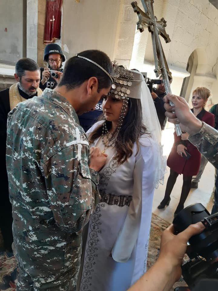 Свадьба в Шуше