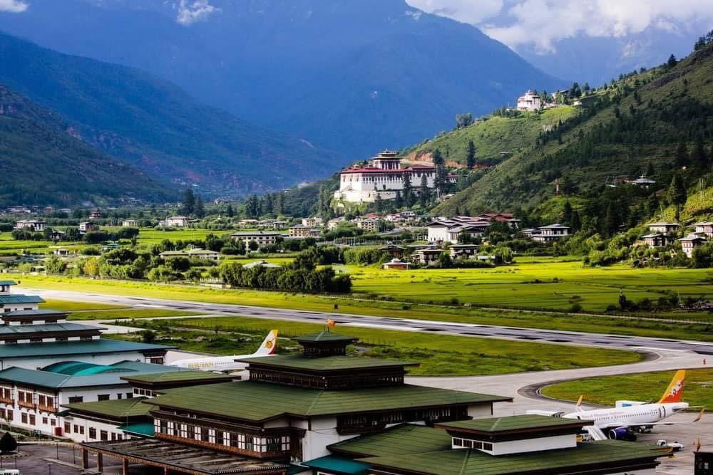 #paro #valley #Bhutan https://t.co/N7Qyzodmlh