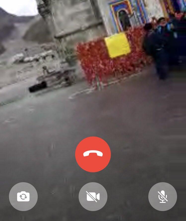 Thanks to @reliancejio and @nitaaambani mam for free wi fi in #Kedarnath . Regards https://t.co/KMHoDXQpFs