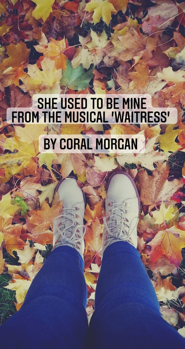https://t.co/iwh5GNkFyt I have a YouTube channel where I post all of my song covers. #waitressmusical #waitress #songcover @WaitressMusical https://t.co/Tc6x5D8Y51