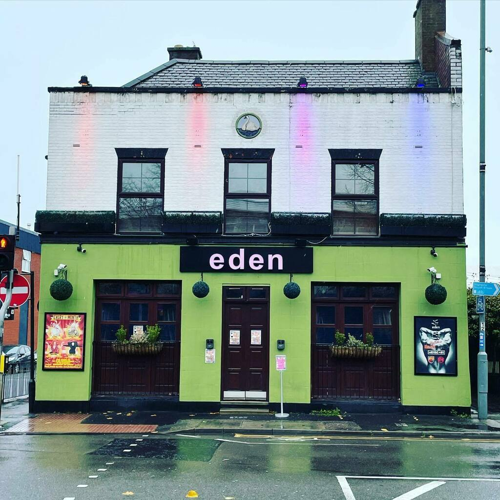 So the last time this afternoon I have attended one of my favourite Birmingham venues.  This venue has been such a massive part of my life. It holds so many memories for me. You will be missed @edenbarbirmingham 💔🥰😢 #gaybirmingham  #edenbar #edenbarbirmingham https://t.co/20udD7DBqc