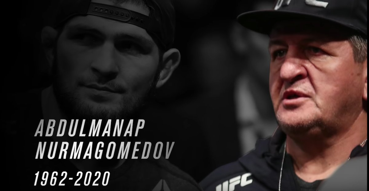 """#UFC 254: Watch The """"A Father to His Son"""" Tribute to Khabib's Father - https://t.co/TfVNz27NId #UFC254 https://t.co/5KVAaFjFMy"""