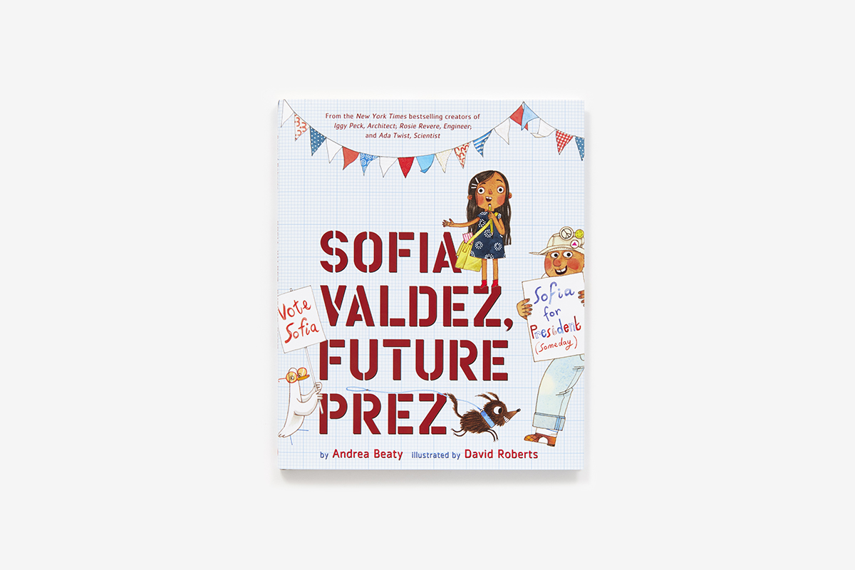 Looking to teach your young ones about the importance of elections? #SofiaValdezFuturePrez is the perfect tool to help, says @erin_buhr. https://t.co/A3QADXK9ac @andreabeaty https://t.co/9J9MG5Qy6i