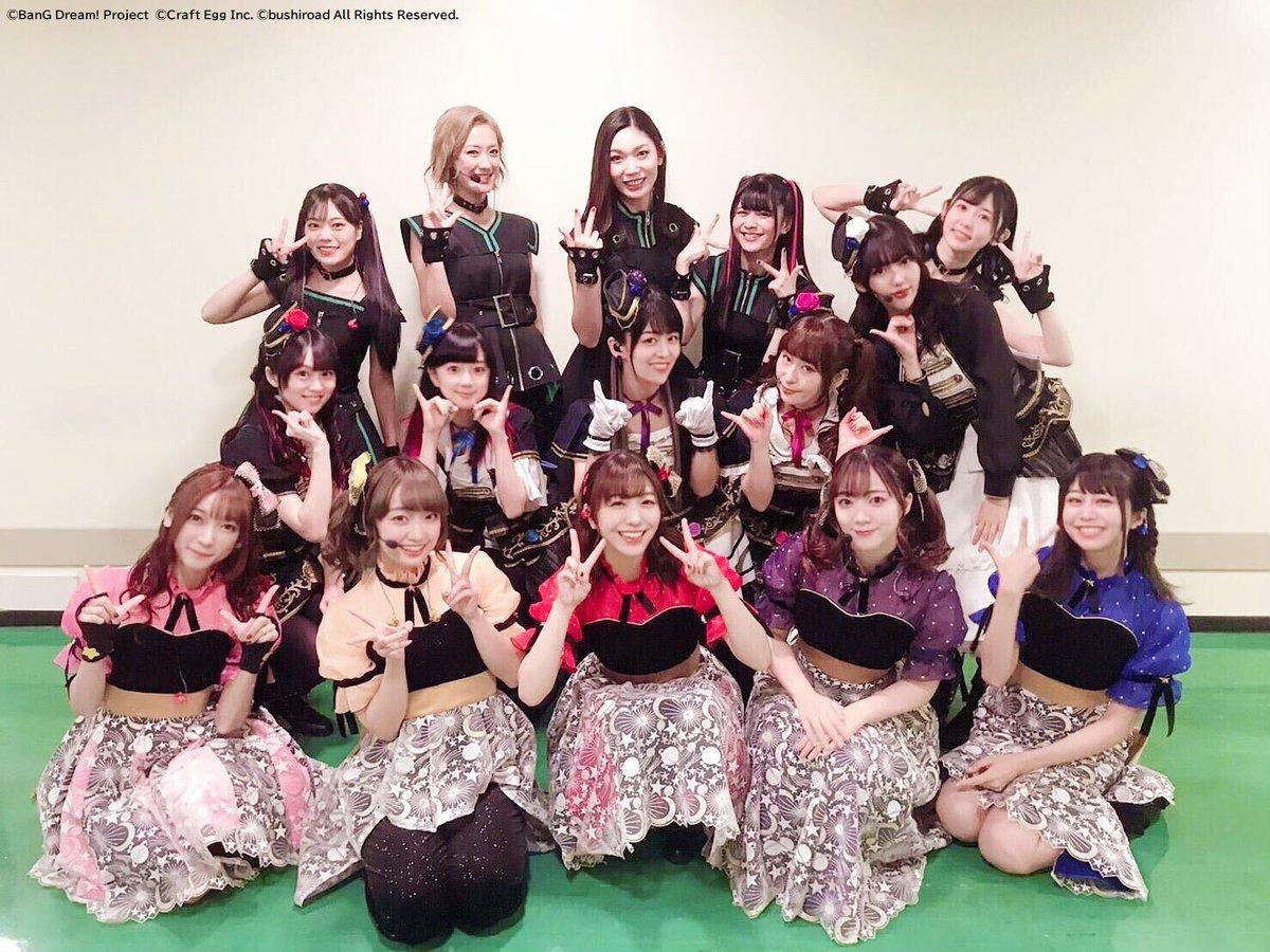 【出演情報】NHK WORLD-JAPAN presents 『#SONGSOFTOKYO Festival 2020』本日放送📺✨<NHK WORLD-JAPAN>📡8:10~、14:10~、19:10~、26:10~※同内容を繰り返し放送視聴についてはこちら👉 番組HP: #バンドリ #ポピパ #Roselia #RAS