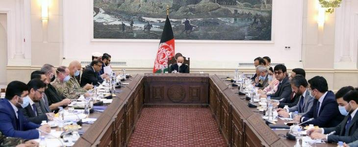 Ghani: Security Sector Will Implement Plans For Self-Sufficiency #Afghanistan Read more: reporterly.net/live/newsfeed/…