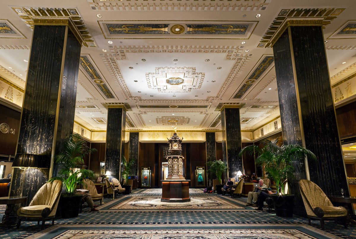 The iconic #WaldorfAstoria hotel in #NewYorkCity is auctioning off its furnishings—some used by famous guests. What's on offer and how to bid: https://t.co/g3MC2xabcj https://t.co/bJWgg86Z9L