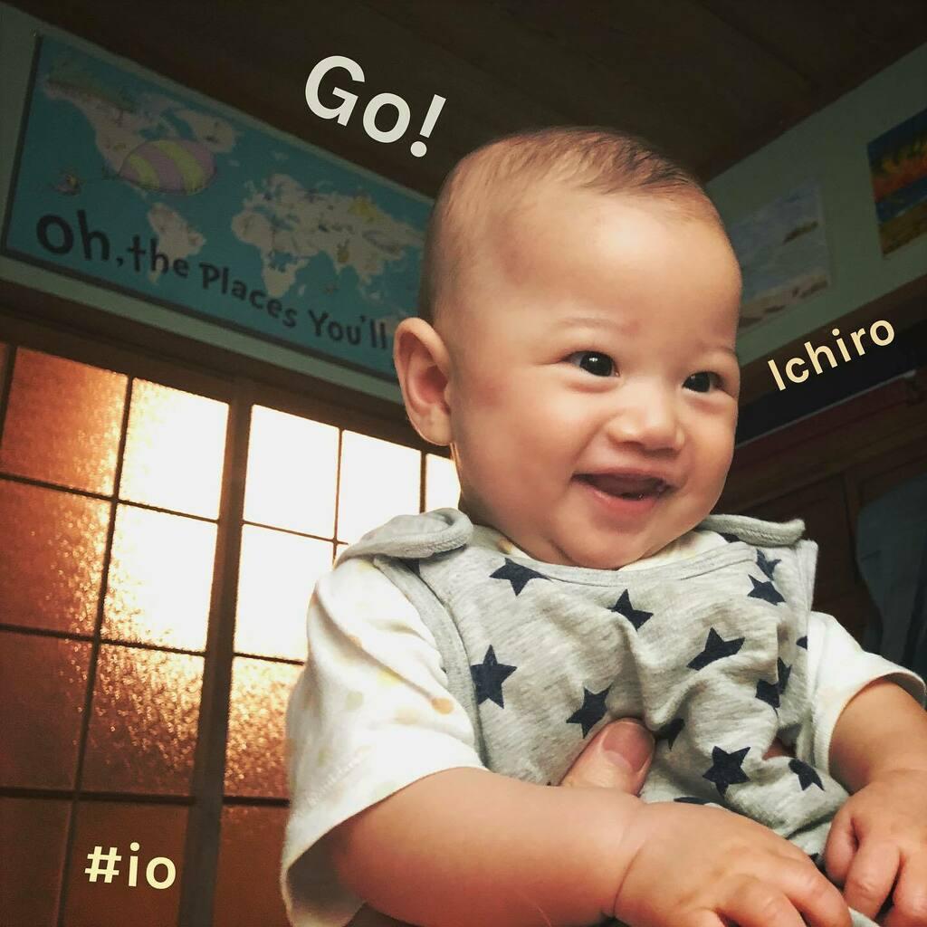 "Ichiro card no. 51 / ""Go!"" (oh the places you'll…) ~ #io #ichiroolson #lovethiskid #drsuess #hafu #socute #proudpapa https://t.co/aOTa38TgvN https://t.co/3SXOT8eZMO"