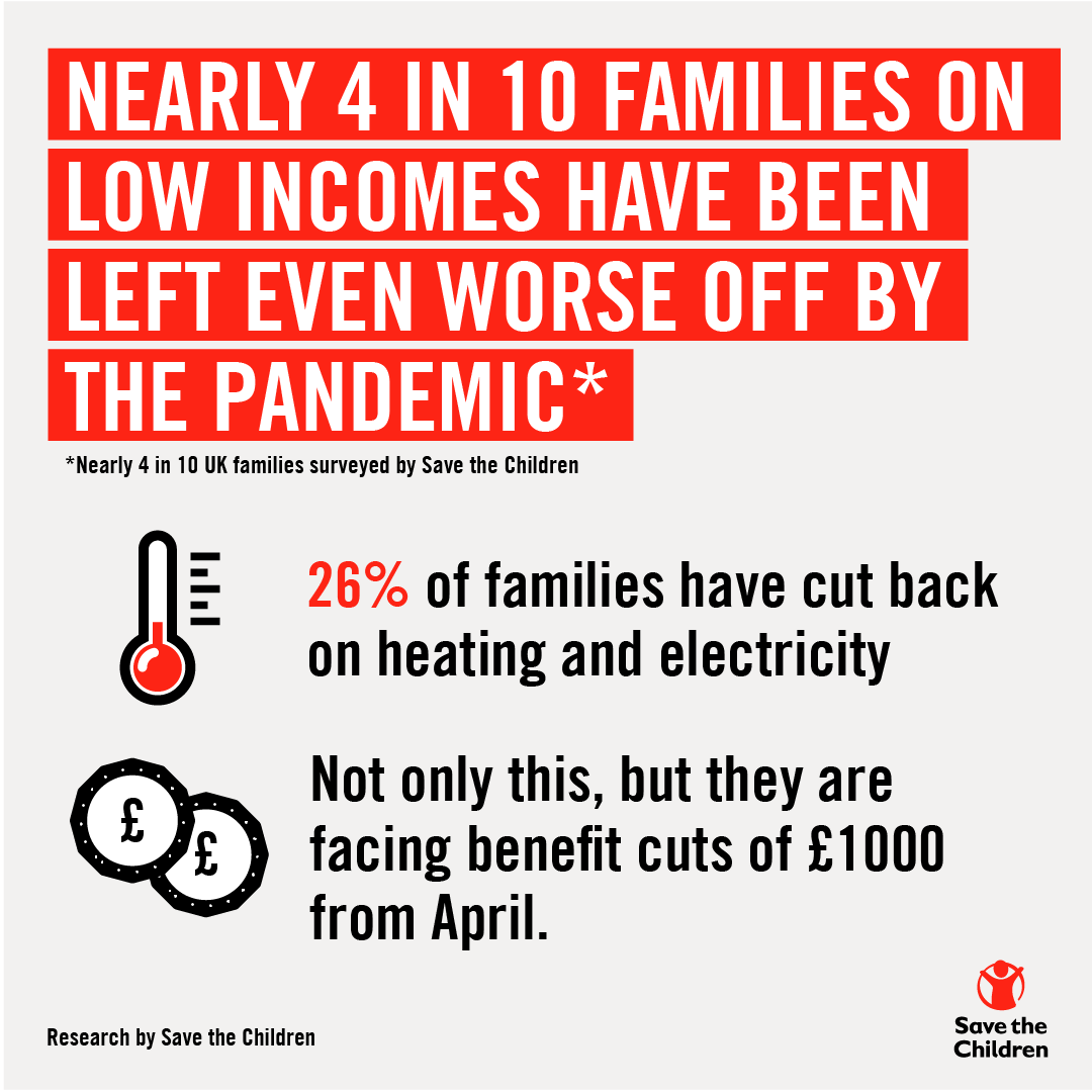 This winter will only get tougher for struggling families. We urgently need a #WinterPlanForChildren to help them through this crisis. Ask your MP to act 👇 save.tc/JiNr50C0MIv
