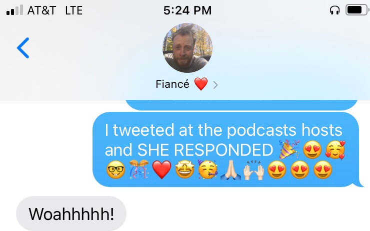 How it started | How it's going @DisappearedPod https://t.co/Fokv1eAAlh