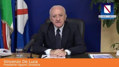 """Covid19, De Luca """"Subito lockdown totale in tutta Italia"""" - https://t.co/DD1mS9qtZ8 #blogsicilianotizie"""
