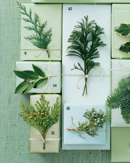 #GiftsWrapping Ideas  : Natural christmas gift wrap _   https://t.co/OYJcmgHs3Z https://t.co/YO8XiCusMr