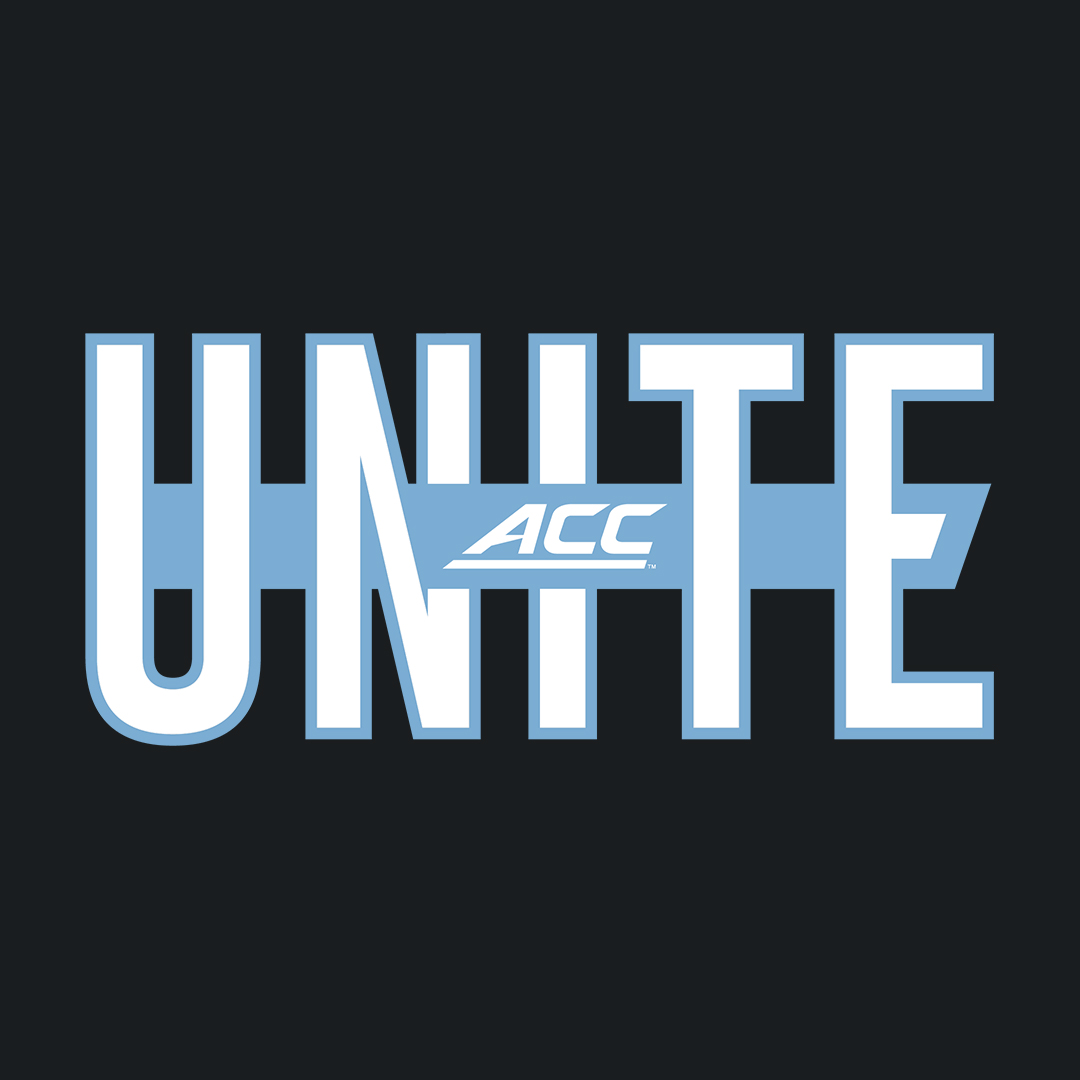 This week, Carolina and the ACC unite in commitment for respect, dignity, and equality for all.  More » https://t.co/tdu9b0PEmS  #GoHeels x #UNITYweek https://t.co/aCSf66M2yA