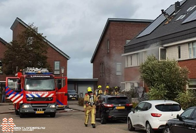 Binnenbrand in woning Wagenmakerstraat https://t.co/s4oSWkGImK https://t.co/cDIZJRTp7F