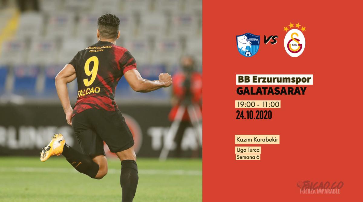 En la semana 6 de la Liga enfrentamos al BB Erzurumspor