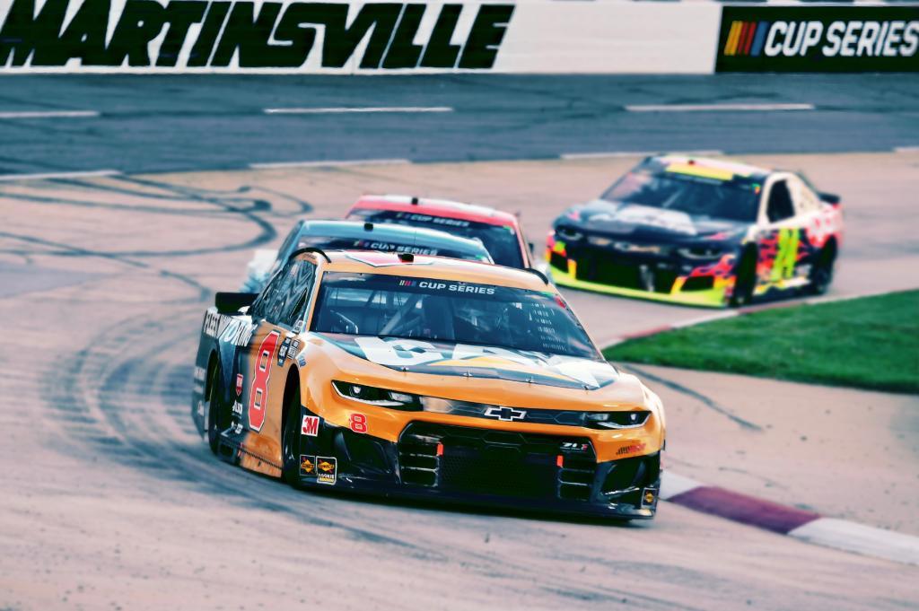 Hey @TylerReddick, well see ya in EIGHT days 🤘 #Xfinity500 x #NASCARPlayoffs