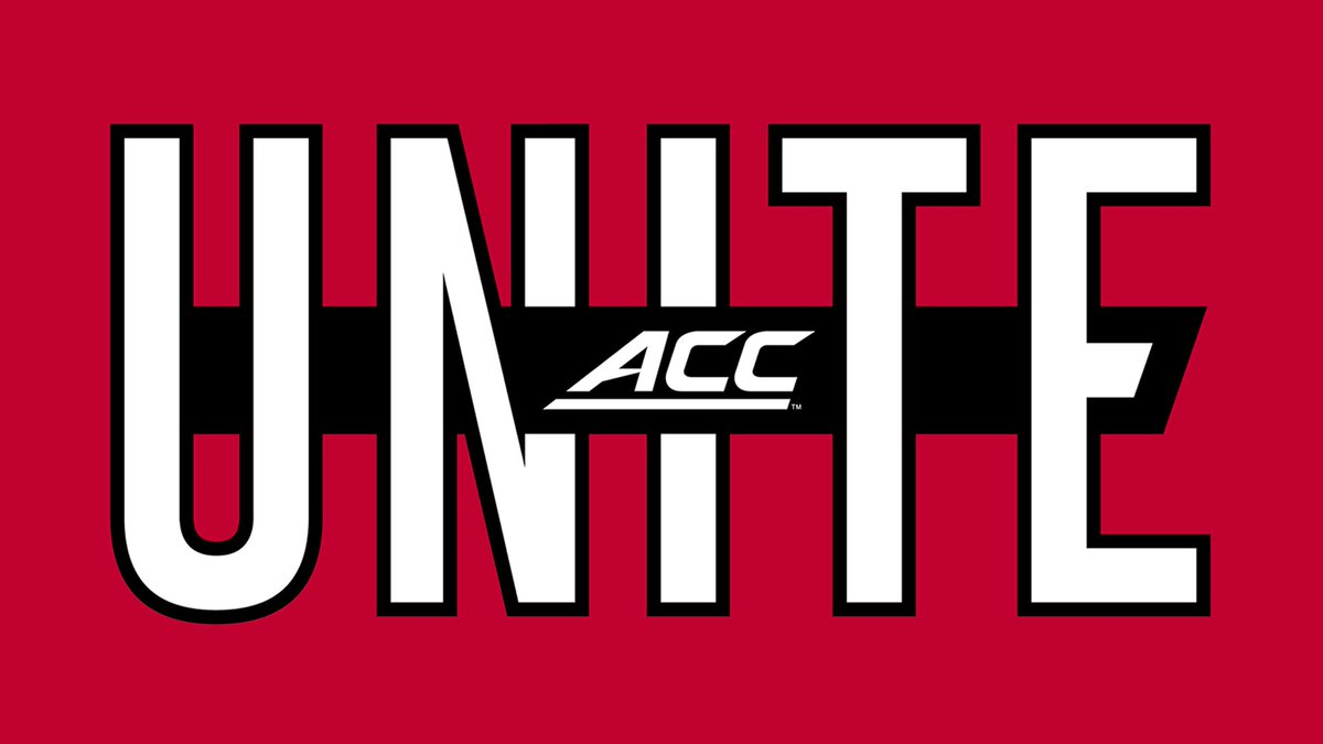 This week, Louisville and @theACC unite in commitment for respect, dignity, and equality for all.  Learn More » https://t.co/0KWeuW6GA4  #GoCards x #UNITYweek https://t.co/kQCDle11XL