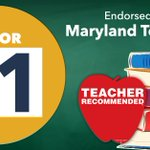 Did you know that Maryland is the only state whose legislature can't change or add items to the governor's budget? A yes vote on Question 1 on your ballot will give our representatives more power to balance the state budget while investing in key priorities like public schools.