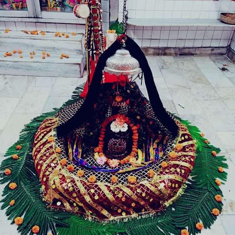 हर हर महादेव  आज का श्रृंगार  #HarHarMahadev #om .#namashivaya  #har #har  #mahadev_har  #ambikadevi_ji  #derababamangalnath #ambikadevimandir #kharar  #Mohali #punjab  @MYogiRamnath #myogiramnath https://t.co/YXXwkgZ5Xm