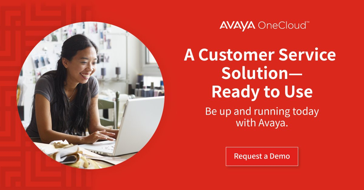 When you have engaged, empowered employees in your #contactcenter, it has a direct and positive impact on the customer experience. Learn how Avaya OneCloud #CCaaS can help. https://t.co/kRtxL6FMRr #ExperiencesThatMatter https://t.co/utSvAMVPKJ