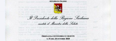 Covid19 Sicilia, coprifuoco in Sicilia, i dettagli dell'ordinanza di Musumeci - https://t.co/4jHMvyP1KU #blogsicilianotizie