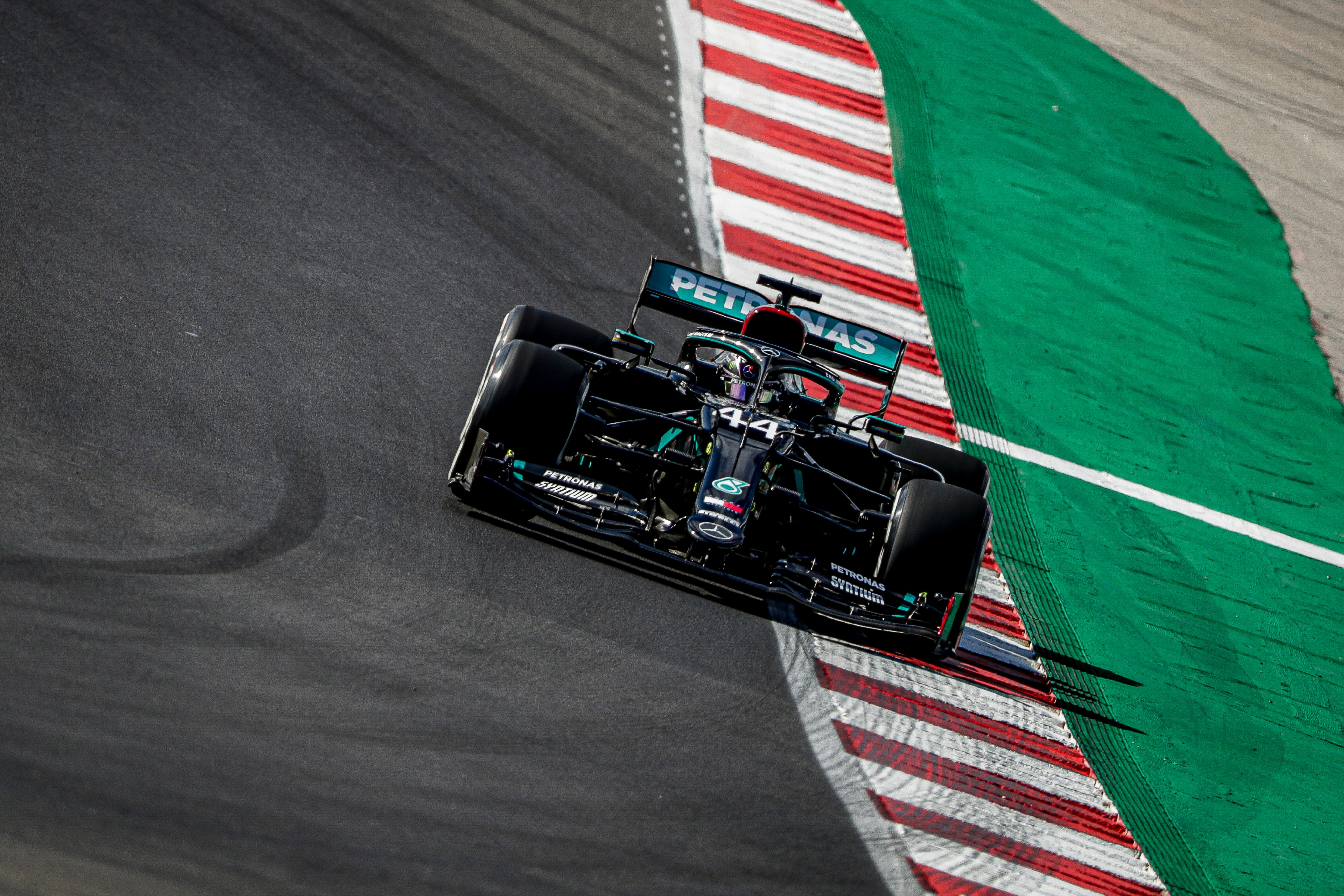Nueva pole position ...