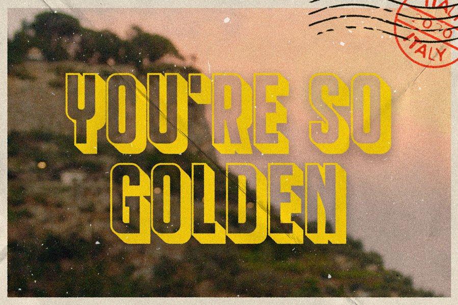 @hsdaily's photo on #Golden