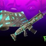 Image for the Tweet beginning: The new fortnitemares wrath wrap