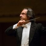Image for the Tweet beginning: Riccardo Muti torna a Palermo