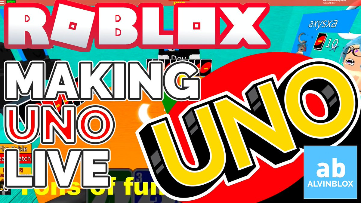 This Roblox Game Lets Someone Live Stream To The Game Youtube Alvin Blox Alvinblox Twitter