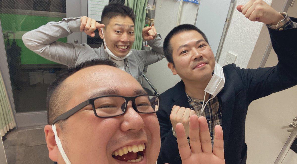 「俺たちの深夜」聞いていただきましてありがとうございました。落語大好きな弁橋さん・仁馬さんとご一緒できて嬉しい夜でした。月曜日までpeatixにて応援投げ銭を受付けています。ご購入いただいた皆さま、ありがとうございます!