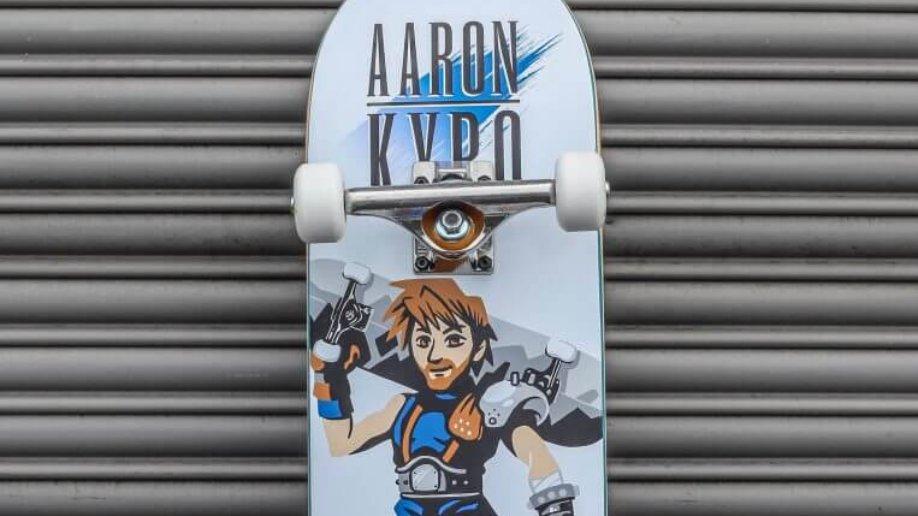Aaron Kyro Warrior Decks just re-stocked!! 🗡🗡🗡 https://t.co/Ff4HkiiOYe https://t.co/vdQ0XDMYpm