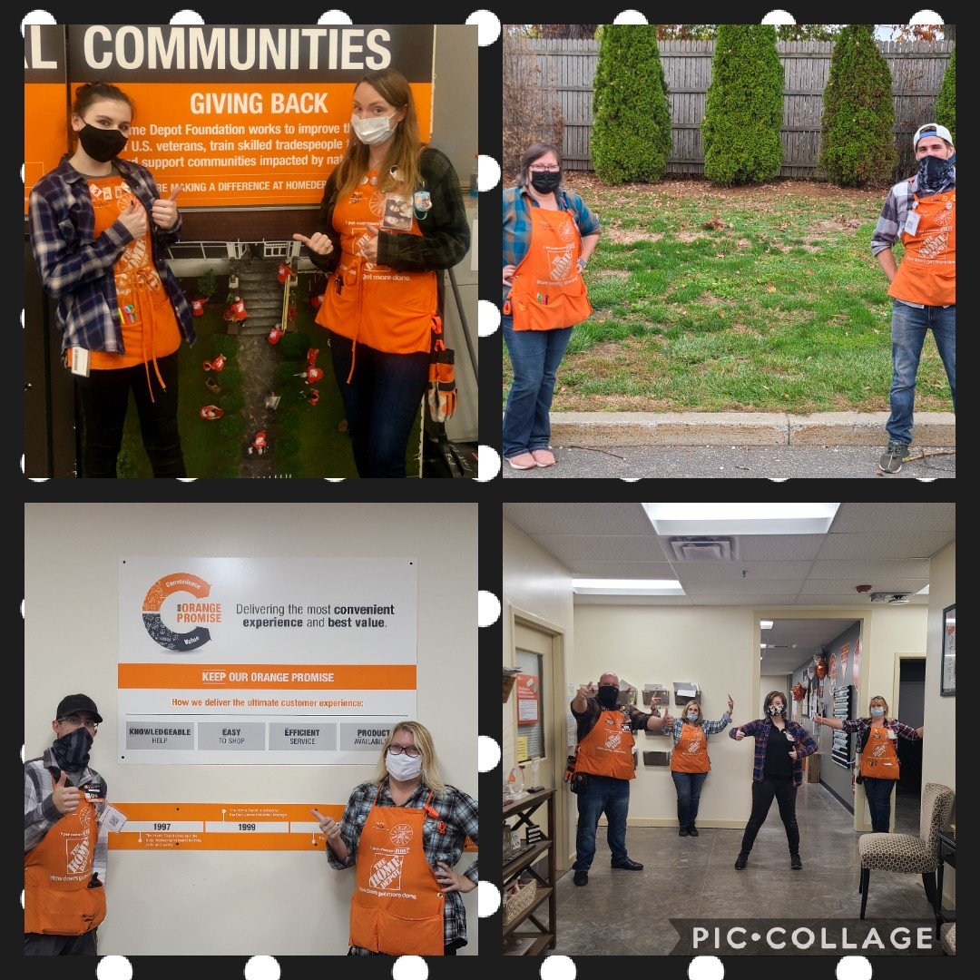 Flannel Friday to support CAM & Friends, a special shout out to @tristy8452 from MET for supporting our cashiers as well! #Friyay #OneTeam #ThumbsHighStandardsHigher https://t.co/vEbSrXD4rl
